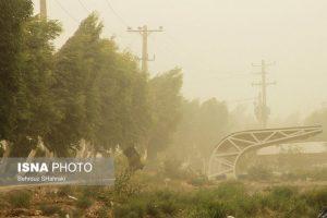 احتمال وقوع طوفان شن در ۱۰ استان/ از تردد غیرضروری خودداری کنید